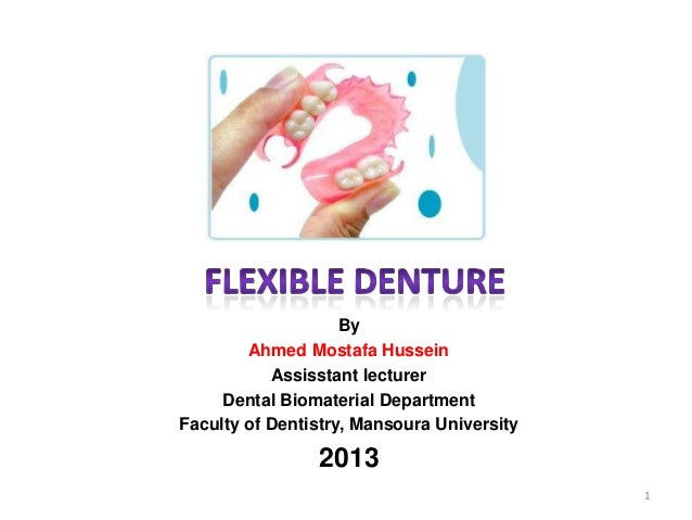 By Ahmed Mostafa Hussein Assisstant lecturer Dental Biomaterial Department Faculty of Dentistry, Mansoura University 2013 1