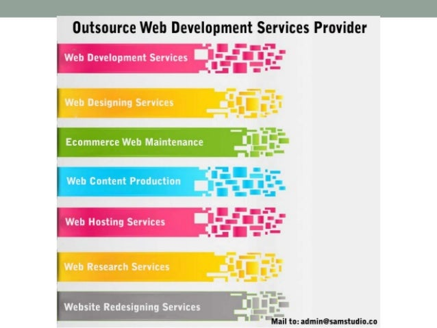 Ecommerce web hosting and design services