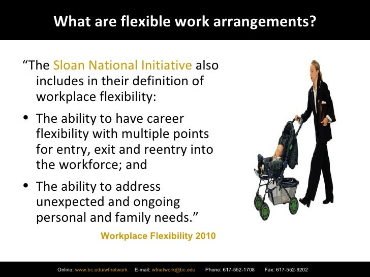 ... Flexibility 2010; 5.