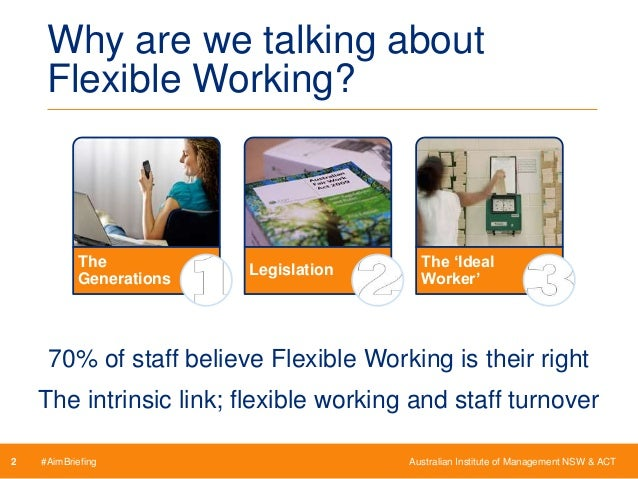 managing flexible workforce Several tips for companies trying to make their workplace more flexible start your business grow your business build your career  managing a flexible workforce isn't the same as managing a .