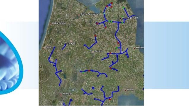 Gasversorgung mittels lokaler Biogas-MikronetzeGraphische Darstellung der Mikronetzstruktur:Ländliches Ortsnetz, Bärnthale...