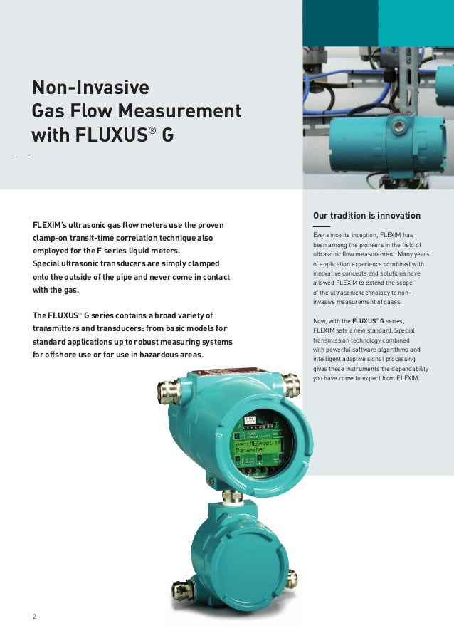 Ultrasonic Flow Meters For Natural Gas