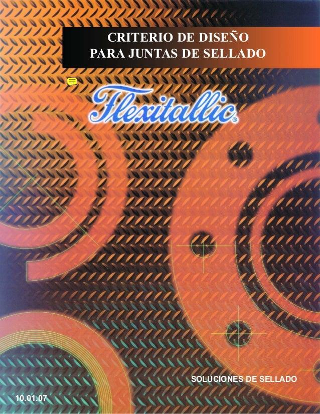 10.01.07 CRITERIO DE DISEÑO PARA JUNTAS DE SELLADO SOLUCIONES DE SELLADO ~