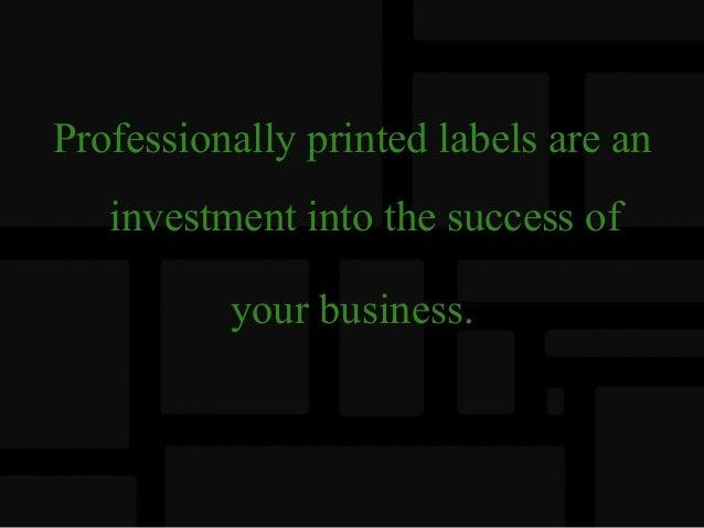 Flexographic Printing vs. Digital Printing Slide 3