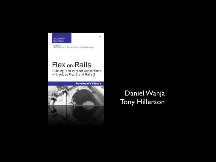 Daniel Wanja Tony Hillerson