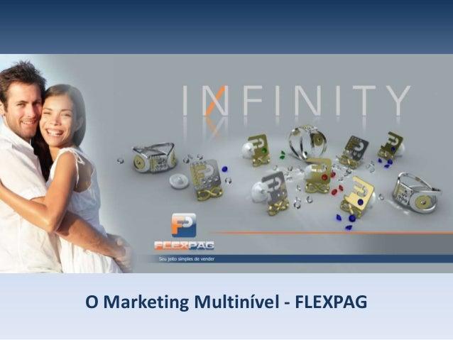 O Marketing Multinível - FLEXPAG