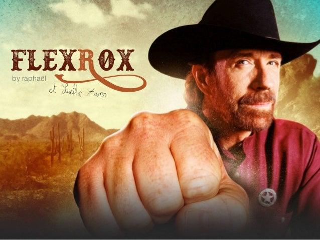FLEXROxby raphaël