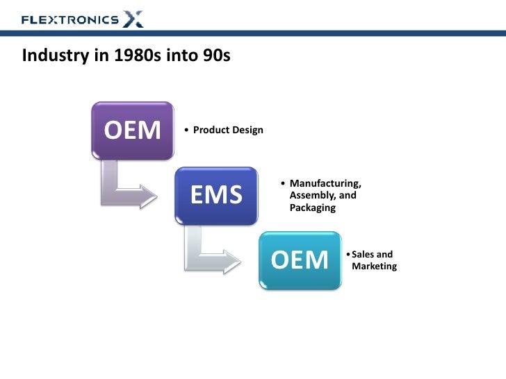 flextronics odm Flex ltd (previously known as flextronics international ltd or flextronics) is an   services (ems), original design manufacturer (odm) company by revenue,.