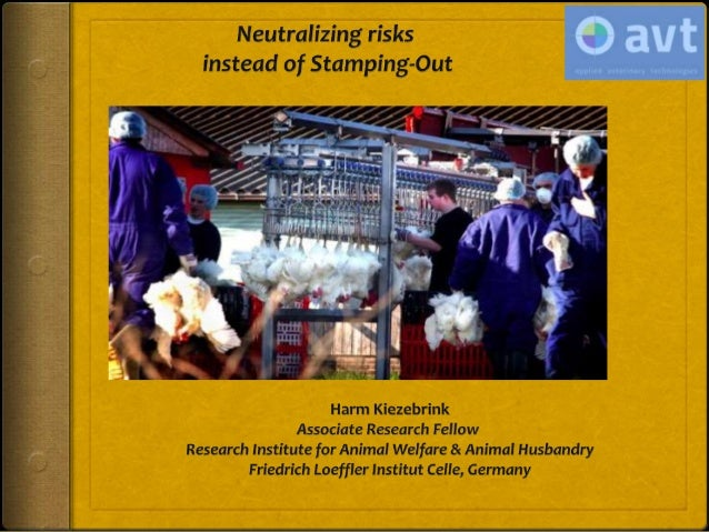 © 2015 Applied Veterinary Technologies Europe AB 2 • Contact between migratory birds and poultry • Wind-borne spreading be...