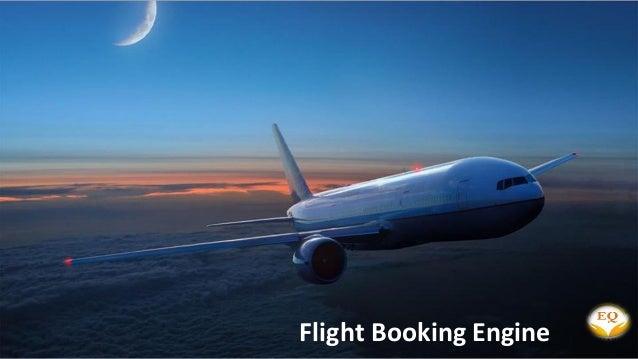 Flight Booking Engine