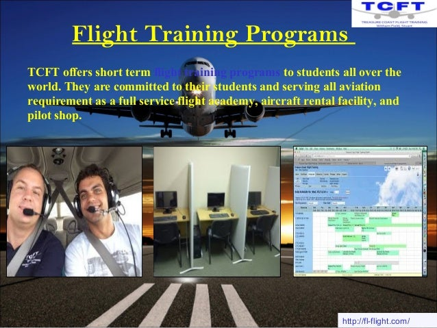 Flight Academy in Florida & Commercial Pilot Training