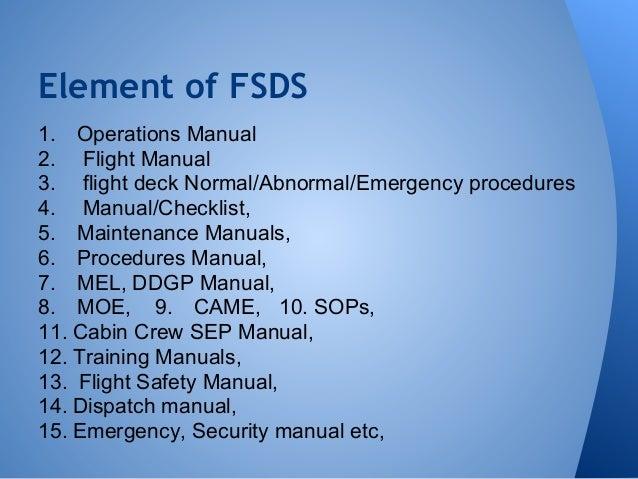 flight safety doc system rh slideshare net icao cabin safety manual iata cabin safety manual