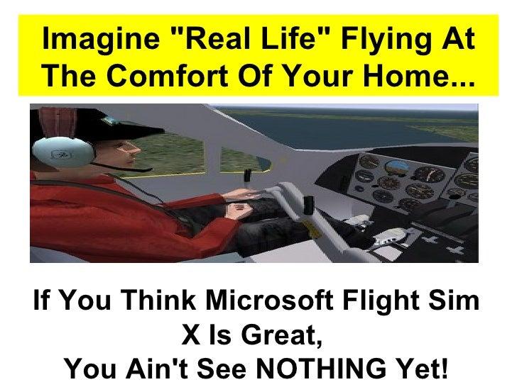 Flight Simulator 2000 Planes
