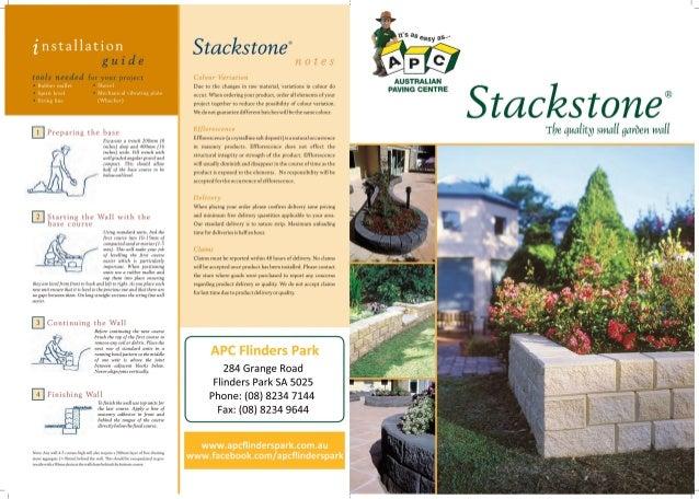 Flinders park apc_stackstonebrochure