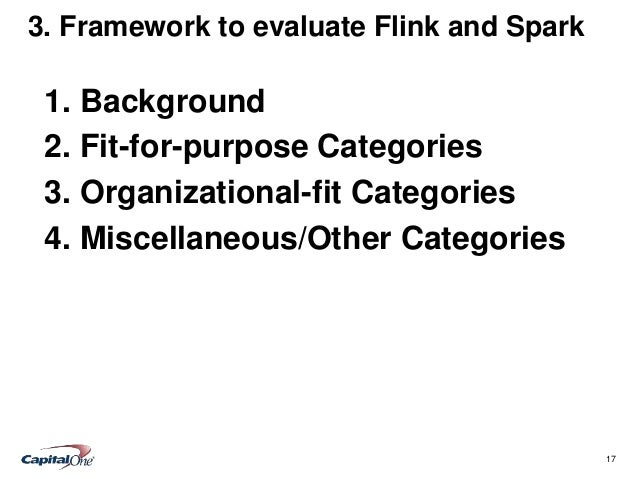 Flink vs. Spark