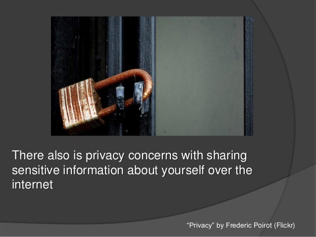 Online dating privacy concerns