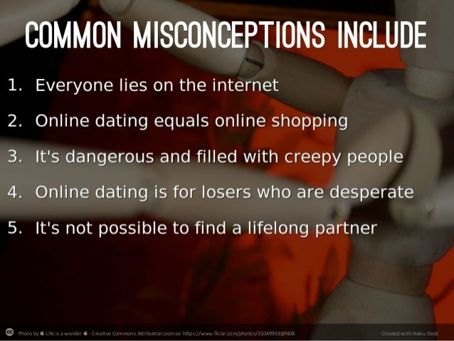 Dating Online stigma