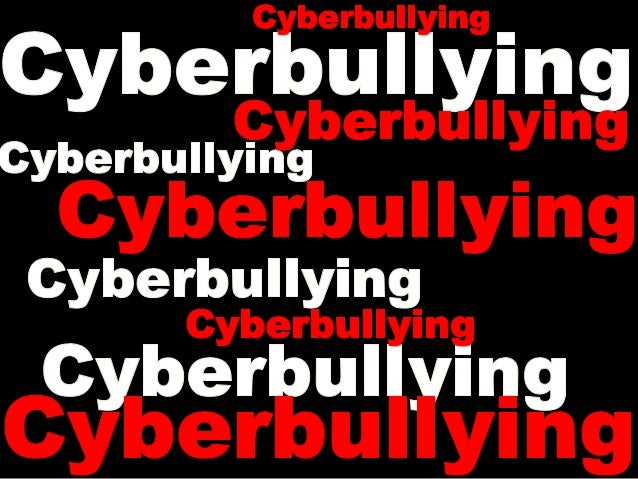 """With  the  prevalence  of  digital  literacy  comes  a  new  form  of  harassment   """"Bullying  t..."""