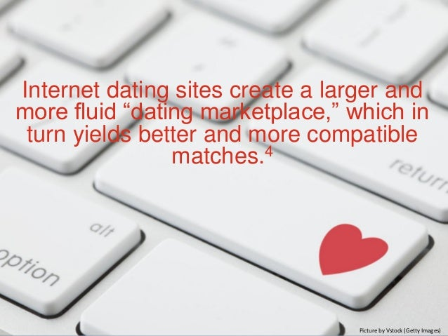 The effects of online dating