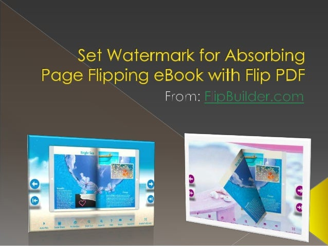  Flip PDF is intelligent pdf to flipbook converter. It provides batch convert way to quickly make page flipping eBooks fr...