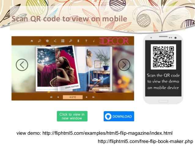 Flip Book Html Free Download