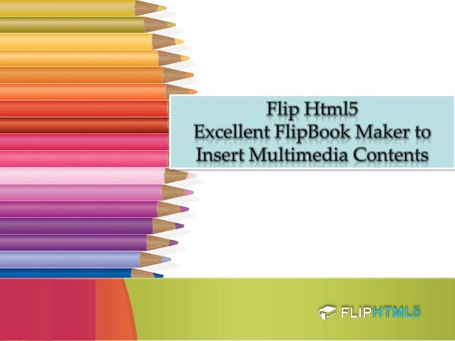 Introduction Converting PDF to Flipbook is a totally new way to have wonderful reading experience. Flip Html5, not only ca...