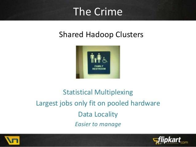 Hadoop Scheduling - a 7 year perspective Slide 3