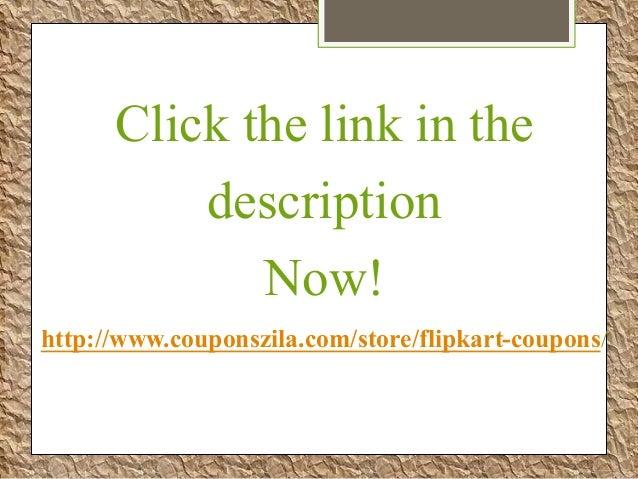free coupons for flipkart