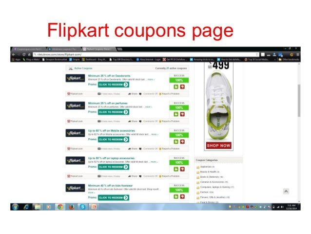 Save with the latest Flipkart coupon code for India - Verified Now!