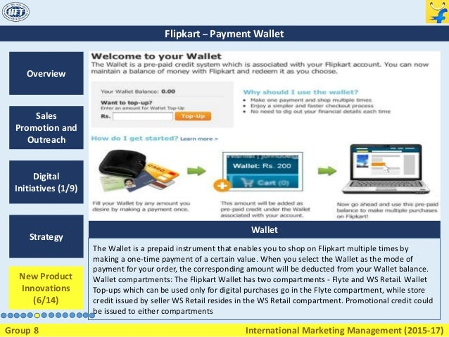 marketing strategy of flipkart The price sensitive nation that we are, this was a brilliant strategy by  the  marketing team at flipkart had a big task in their hand and they tried.