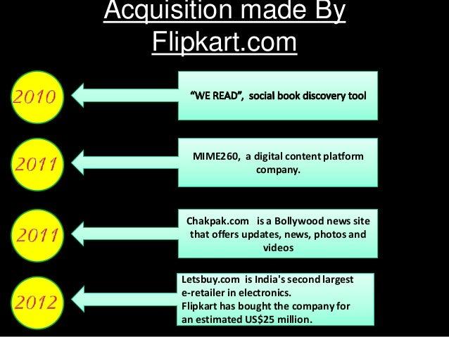 Flipkart Success Story