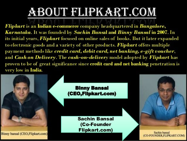 Flipkart Success Story