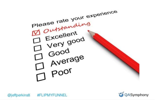 @jeffperkins8 #FLIPMYFUNNEL WHY IS CUSTOMER EXPERIENCE SO HARD???