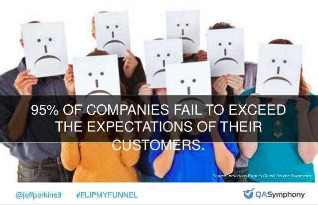 @jeffperkins8 #FLIPMYFUNNEL 67% OF CUSTOMERS MENTION BAD EXPERIENCES AS A REASON FOR CHURN… http://www.huffingtonpost.com/...