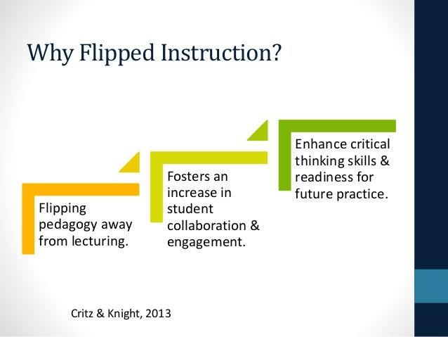 Flipped Instruction For New Faculty