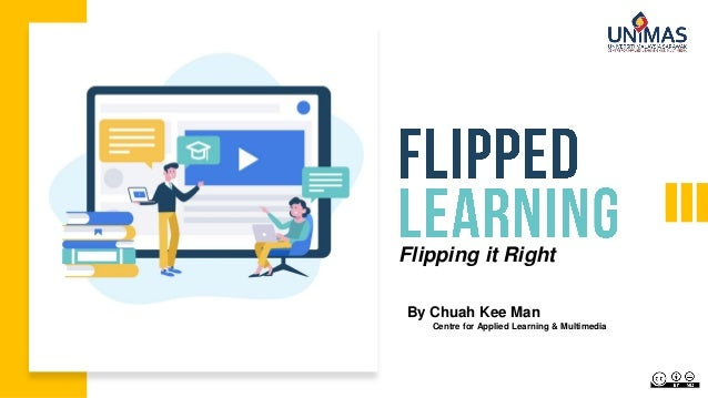 Flipping it Right By Chuah Kee Man Centre for Applied Learning & Multimedia