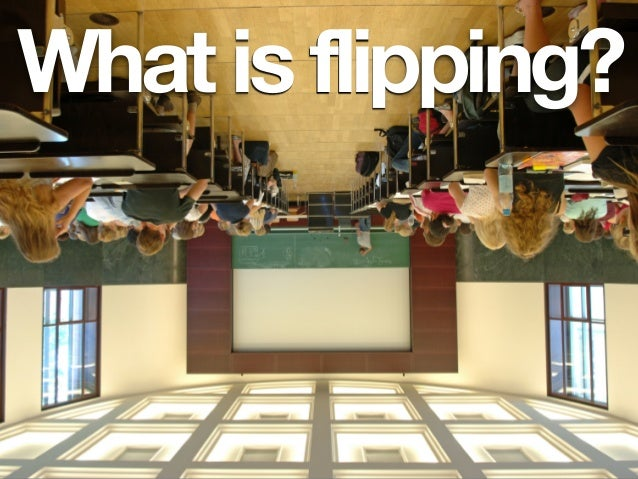 What is flipping?