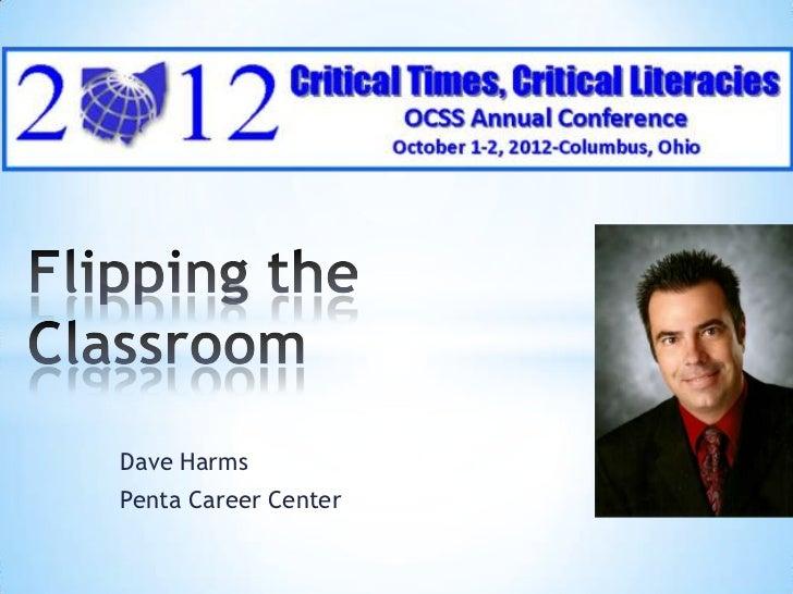 Dave HarmsPenta Career Center