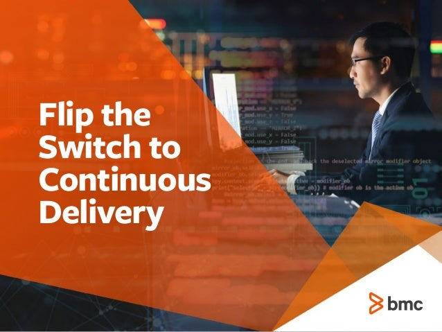 Flip the Switch to Continuous Delivery