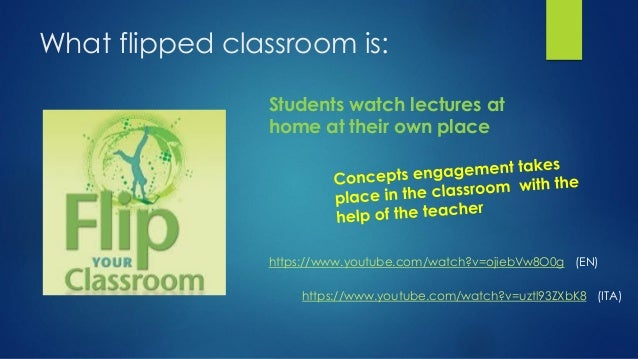 Flip your classroom with google