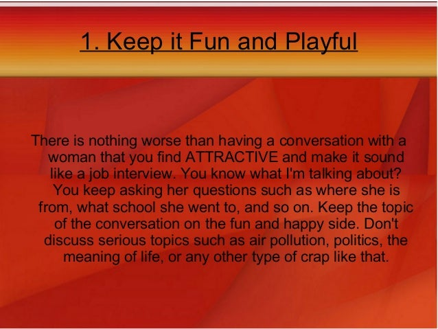 flirting tips for guys at school Gurl 101 7 signs you need to every time i read flirting advice, one of the tips is to try to touch your or talk about something you guys have in.