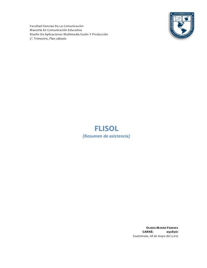 Facultad Ciencias De La Comunicación Maestría En Comunicación Educativa Diseño De Aplicaciones Multimedia Guión Y Producci...