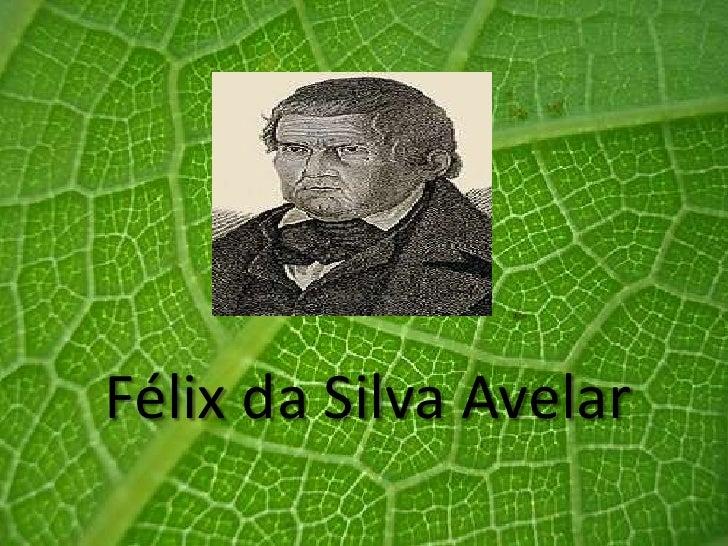 Félix da Silva Avelar<br />