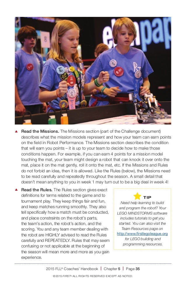 fll animal allies challenge guide