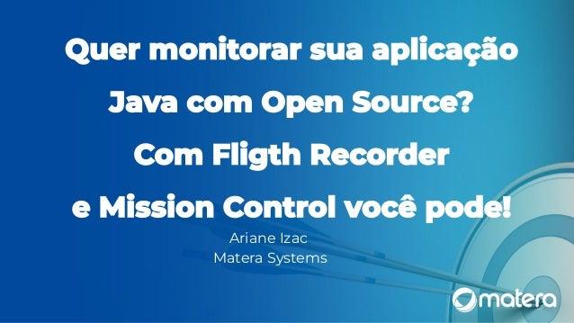 Ariane Izac Matera Systems