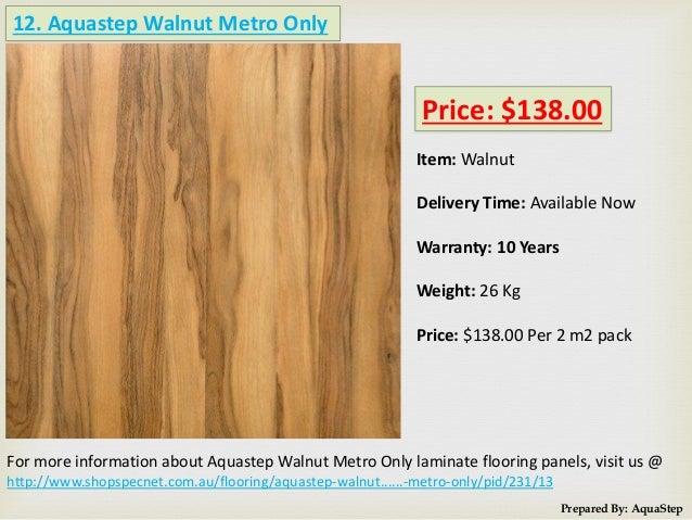 Floating floorboards laminate flooring panels by aquastep for Laminate floor panels