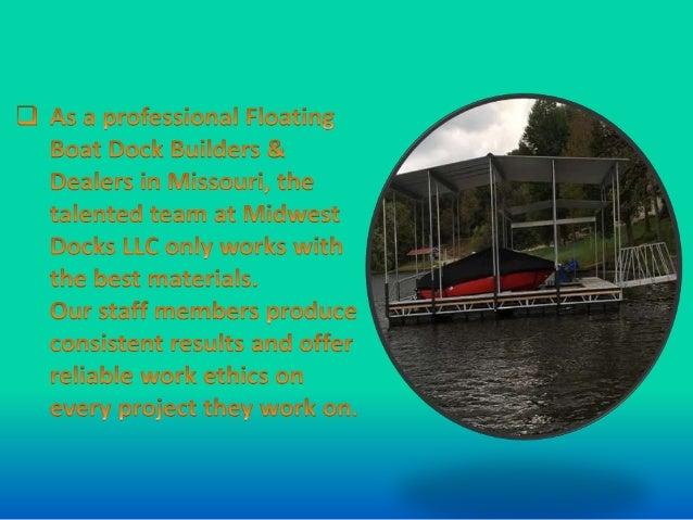 Boat Docks in St Louis Missouri – Midwestdocksllc