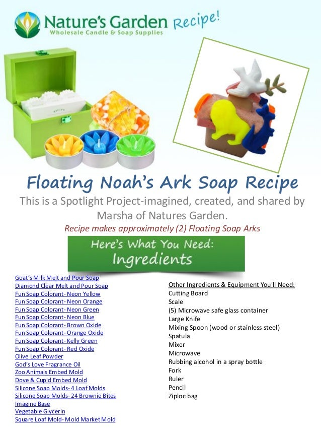 ark soap how to use soap