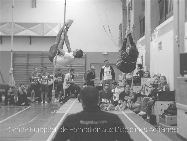 Centre Européen de Formation aux Disciplines Aériennes