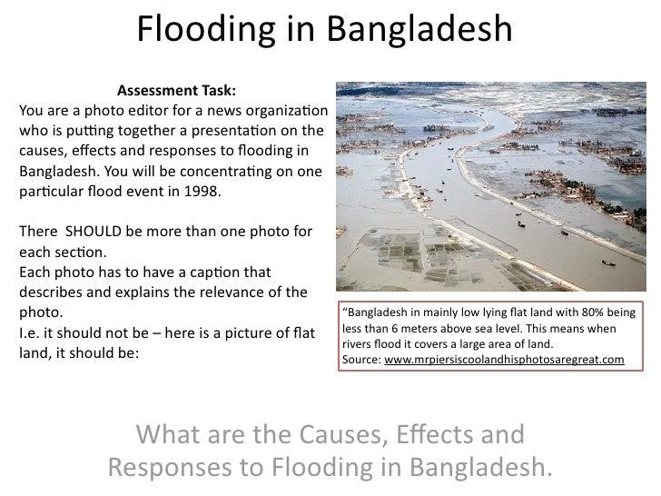 FloodinginBangladesh              AssessmentTask:Youareaphotoeditorforanewsorganiza>onwhoispu?ngtogethera...